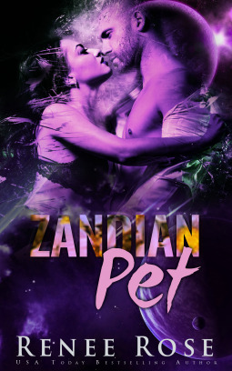 Zandian Pet: An Alien Warrior Romance