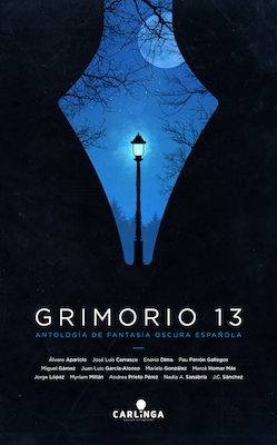 Grimorio 13 by Álvaro Aparicio