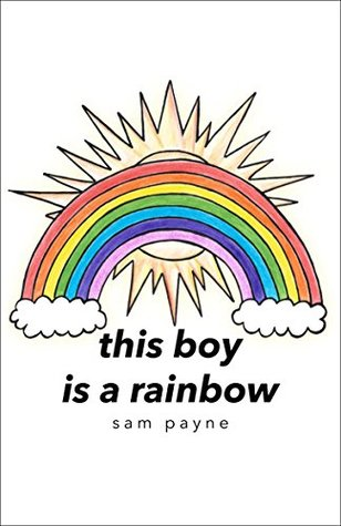 this boy is a rainbow