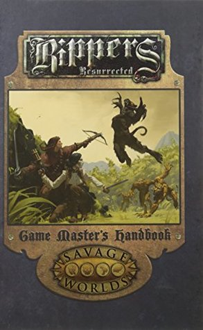 Rippers Resurrected Game Master's Handbook Limited Edition (Hardcover, S2P10321LE)
