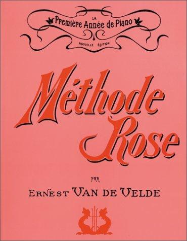 La Méthode rose, ancienne édition