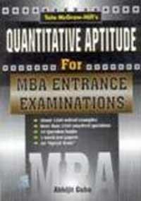 Quantitative Aptitude For Mba Entrance Exams