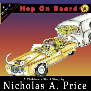Hop On Board (A Series of Ghastly Things Book 1)