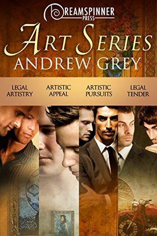 Art Series Bundle (Art Series #1-4)