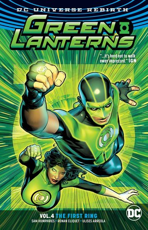 Green Lanterns Vol. 4