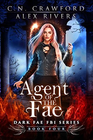 Agent of the Fae by C.N. Crawford