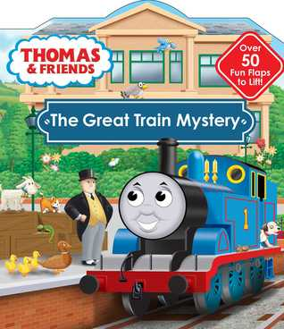 Thomas  Friends: The Mystery of the Missing Crates