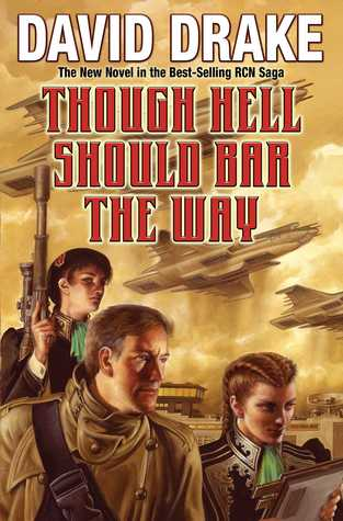 Though Hell Should Bar the Way (Lt. Leary, #12)