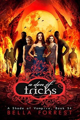 A Den of Tricks (A Shade of Vampire #54)