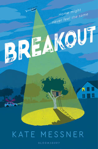 Breakout by Kate Messner