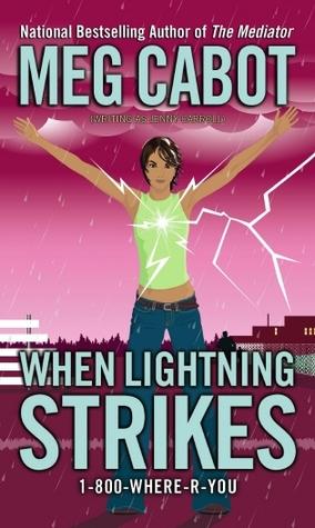 When Lightning Strikes by Jenny Carroll