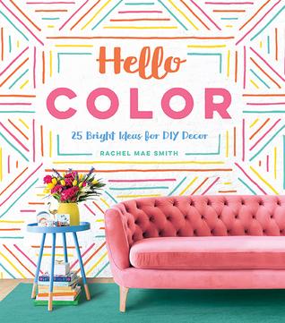Preorder Hello Color by Rachel Mae Smith