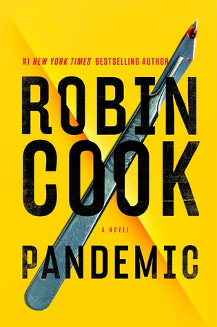 Pandemic (Jack Stapleton & Laurie Montgomery, #11)