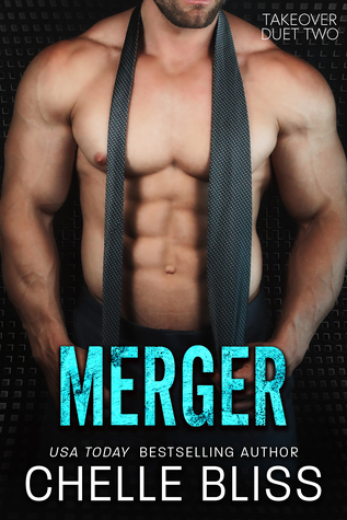 Merger (Takeover Duet, #2)