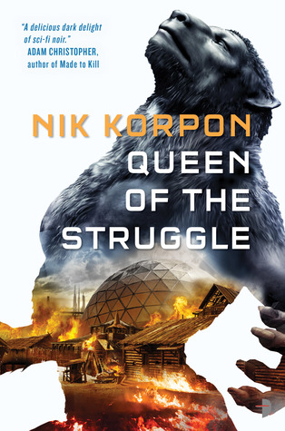 Queen of the Struggle (The Memory Thief #2)