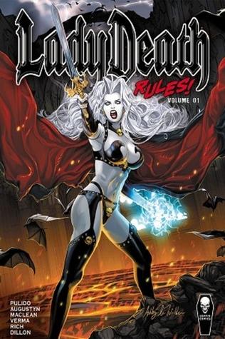 Lady Death Rules! vol 1
