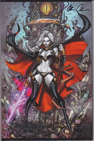 Lady Death: Unholy Ruin vol 1