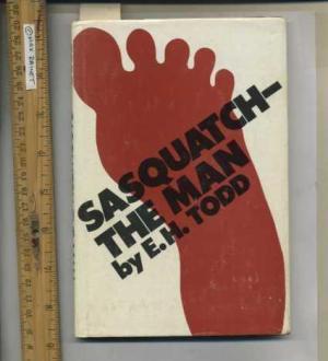 Sasquatch- The Man