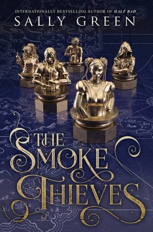 The Smoke Thieves (The Smoke Thieves #1)