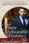 Their UnBearable Destiny (Howls Romance; Orsino Security Book 3)
