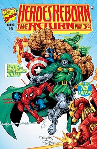 Heroes Reborn: The Return #3