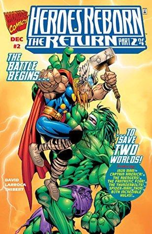 Heroes Reborn: The Return #2