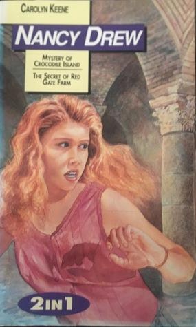 Nancy Drew 2in1 Mystery Of Crocodile Island/The Secret Of Red Gate Farm