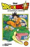 Dragon Ball Super - Tome 01 by Akira Toriyama