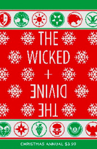 The Wicked + The Divine: Christmas Annual #1