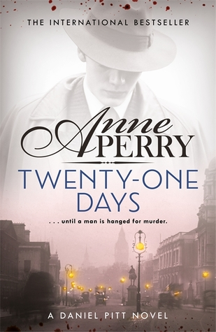 Twenty-One Days (Daniel Pitt, #1)