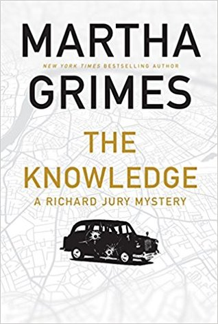 The Knowledge: A Richard Jury Mystery (Richard Jury #24)