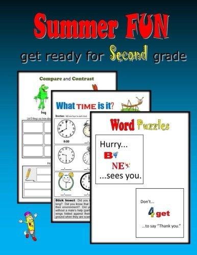Summer Fun: Get ready for second grade