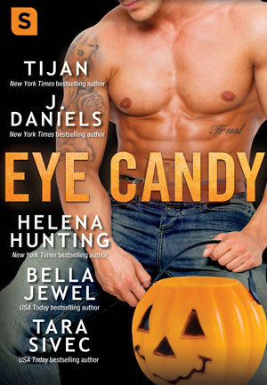 The Pumpkin Was Stuffed (The Holidays, #5)