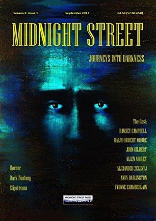 MIDNIGHT STREET: JOURNEYS INTO DARKNESS (2 Book 1)