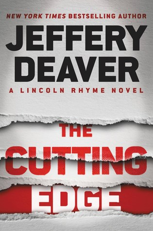 The Cutting Edge (Lincoln Rhyme, #14)