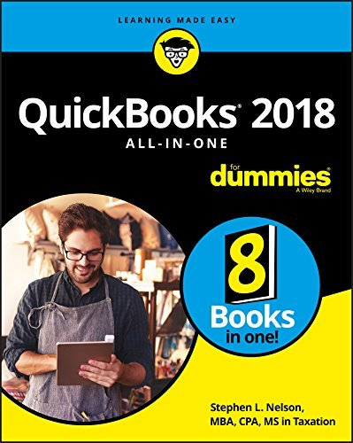 QuickBooks 2018 All-in-One For Dummies (For Dummies