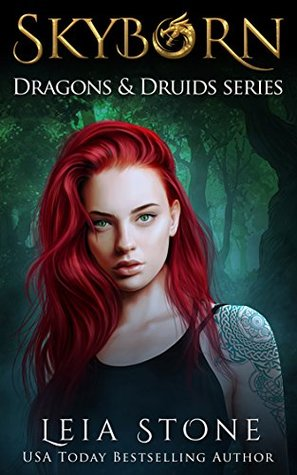 Skyborn (Dragons & Druids, #1)