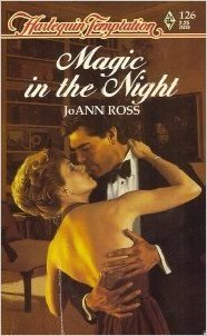 Magic In The Night (Harlequin Temptation, No. 126)