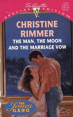 The Man, The Moon And The Marriage Vow FB2 MOBI EPUB 978-0373240104