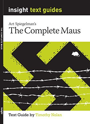 The Complete Maus: Text Guide