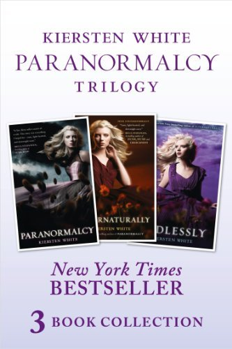 Paranormalcy Trilogy Boxed Set, #1-3 (Paranormalcy, #1-3)