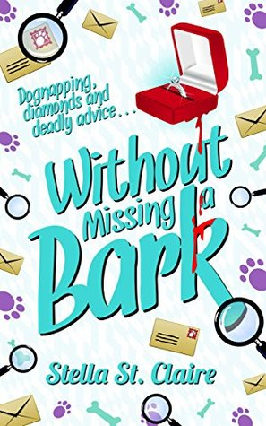 Without Missing a Bark (Happy Tails Dog Walking Mysteries #6)