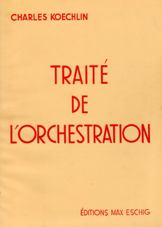 Traité de l'orchestration (volume IV)