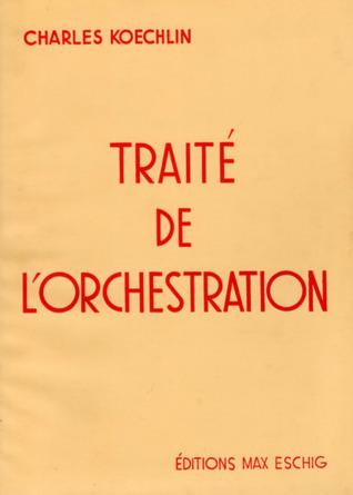 Traité de l'orchestration (volume IV)