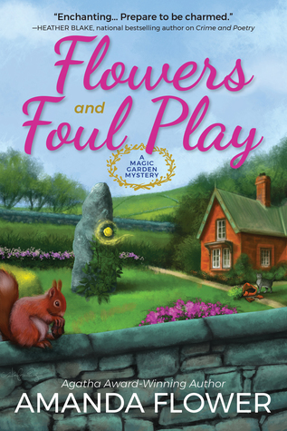 Lil Pingwing's Cozy Corner: Flowers and Foul Play