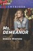 Ms. Demeanor (Mystery Christmas, #4) by Danica Winters