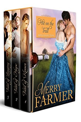 Hot on the Trail: Volume One (Hot on the Trail Box Sets Book 1)