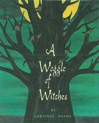 A woggle of witches by Adrienne Adams