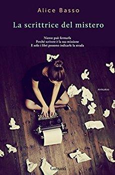 La scrittrice del mistero Book Cover