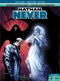 Nathan Never n. 9: Sopravvivenza zero – L'abisso delle memorie